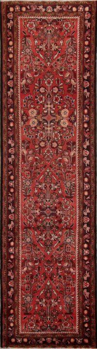 Floral Lilian Persian Runner Rug 3x12