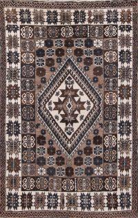 5x8 Moroccan Oriental Area Rug