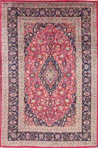 Floral Kashmar Persian Area Rug 8x12