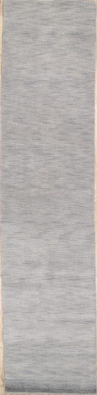 3x12 Gabbeh Indian Oriental Runner Rug