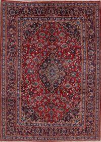 Floral Kashmar Persian Area Rug 7x9