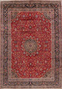 Floral Kashmar Persian Area Rug 8x11