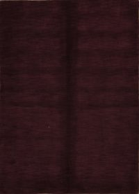 Modern 5x7 Gabbeh Indian Oriental Area Rug