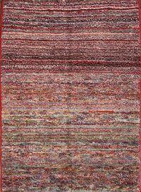 4x5 Gabbeh Shiraz Persian Area Rug