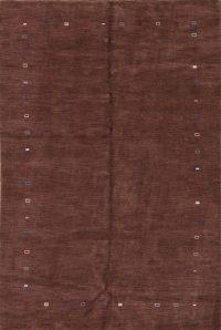 7x10 Gabbeh Oriental Area Rug
