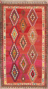 5x8 Kilim Qashqai Shiraz Persian Area Rug