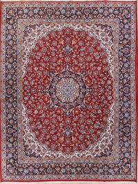 Soft Plush Floral 10x13 Najafabad Persian Area Rug