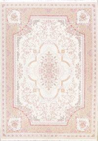 Soft Plush Floral Tabriz Persian Area Rug 10x13