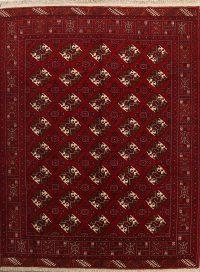 Geometric Balouch Persian Area Rug 7x10