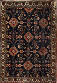 Geomteric Kashkoli Shiraz Persian Area Rug 2x3