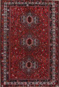Geometric Shiraz Persian Area Rug 7x10