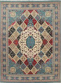 Geometric Oushak Turkish Oriental 10x13 Acrylic Wool Area Rug