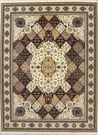 Geometric Aubusson Turkish Oriental 10x13 Area Rug