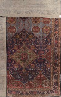 Geometric Malayer Jojan Persian Area Rug 15x23