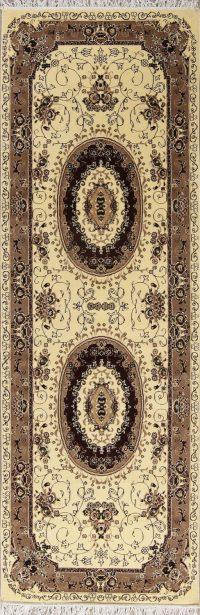 Transitional Aubusson Turkish Oriental Rug