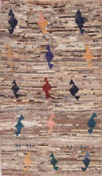 Gabbeh Shiraz Persian Rug 3x5