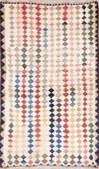 Gabbeh Shiraz Modern Rug 4x6
