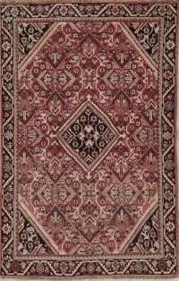 Mahal Persian Rug 4x6