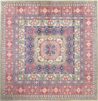 Kazak-Chechen Oriental Rug 10x10 Square