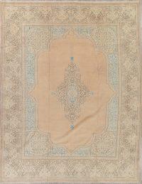 Palace Size Kerman Muted Persian Wool Rug 12x16