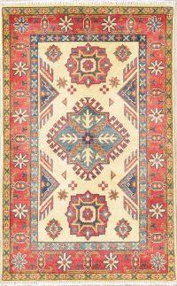 Kazak-Chechen Oriental Rug 3x5
