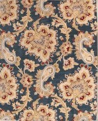 8x10 Agra Persian Style Oriental Area Rug