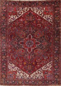 9x12 Heriz Persian Area Rug
