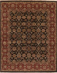 Traditional All-over Agra Indo Oriental Area Rug 8x10