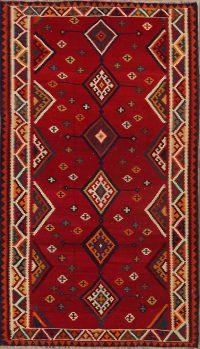6x10 Kilim Kashkoli Shiraz Persian Area Rug