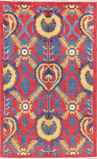 Super Kazak-Chechen Oriental Wool Rug 3x5