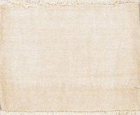 Ivory Gabbeh Zollanvari Persian Wool Rug 2x3