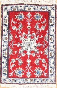 2x3 Nain Persian Area Rug