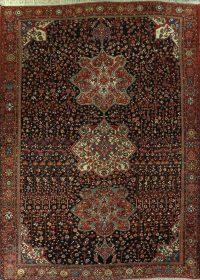 100% Vegetable Dye Bakhtiari Persian Area Rug 12x17 Large