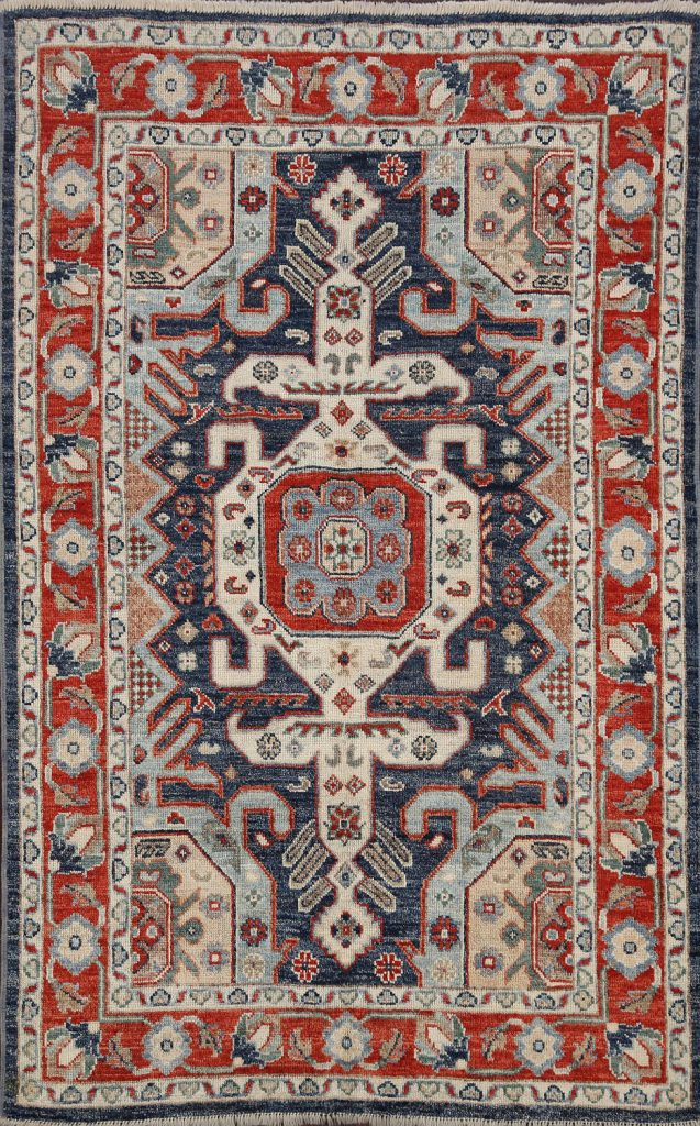 Oriental rugs are great for dining rooms