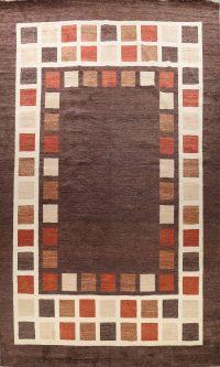 Gabbeh Kashkoli Oriental Runner Rug 12x18