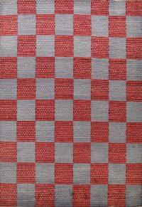 Checkered Gabbeh Kashkoli Oriental Area Rug 8x10