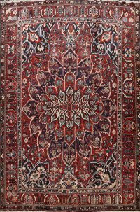 100% Vegetable Dye Bakhtiari Persian Area Rug 12x14